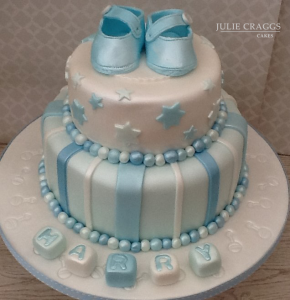 Julie Craggs Cakes Christening Cakes Designed To Celebrate Your